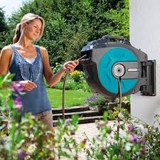 Hose Reel Solution For Yard And Garden Outdoor Faucet Extension Best 25 Hose Reel Ideas On Pinterest Air Tools Air Compressor