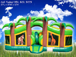 party rentals in riverside ca contact us today jump n party inflatables 951 823 9279
