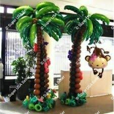 Tropical Themed Party Decorations - palm tree party decorations ebay