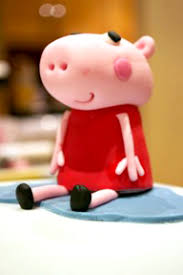 how to make a peppa pig cake topper tutorial casa costello