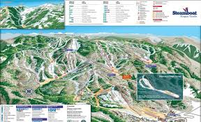 Colorado Usa Map by Ski Resort Map Ski Resort Map Winter Park Ski Holidays Usa In