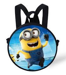 minion gift bags minions schoolbag picture more detailed picture about 9 inch