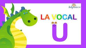 imagenes q inicien con la letra u aprende palabras que empiezan por la vocal u con mon el dragón youtube