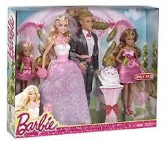 wedding gift set ken fairytale wedding gift set with skipper chelsea