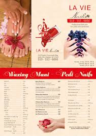 nails la vie beautify themselves with sweet nails