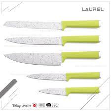 which kitchen knives avon colorful kitchen knife set http avhts com pinterest