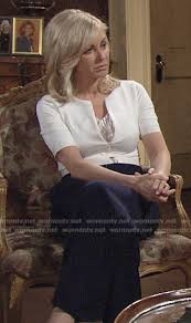 ashley white ashley abbott fashion on the young and the restless eileen