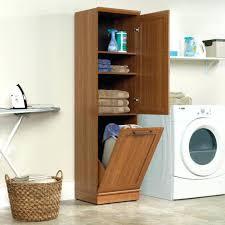 Bathroom Cabinets Built In Bathroom Cabinet Hamperbathroom Floor Cabinet With Hamper Bathroom