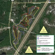 Map Of Cleveland Clinic Ohio Ebird Hotspots Austin Badger Park