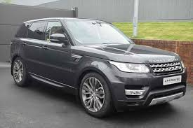 range rover sport white 2017 used range rover sport for sale listers