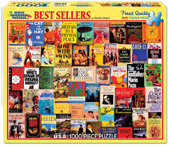 amazon com white mountain puzzles best sellers 1000 piece