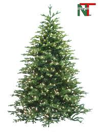 artificial trees deluxe spruce 9