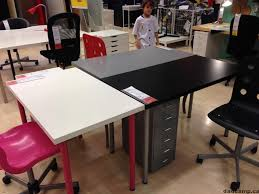 Red Kids Desk by Desk For Kids Room Ikea Study Australia Wood Regarding Amazing