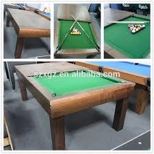 l shaped pool table mdf folding billiard table l shaped portable pool table buy