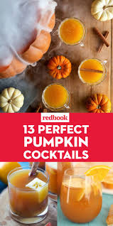 easy thanksgiving drinks 13 pumpkin cocktail recipes for fall 2016 unique ideas for