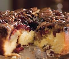 pecan and pear upside down cake recipe food republic