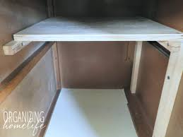 How To Organise A Small Kitchen - how to cheaply organize baking pans organize your kitchen