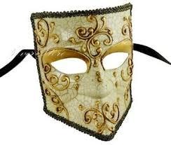 italian masquerade mask bauta mask venetian masquerade mask with crackle paint