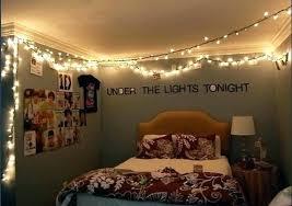 fairy light decoration ideas dorm lights ideas room string on decorating beay co