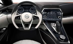 Nissan Altima Black Interior 2018 Nissan Altima Redesign Car Announcements 2018 2019