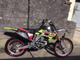 motocross honda crf 250 2007 in porth rhondda cynon taf gumtree