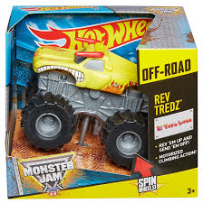 el toro loco monster truck videos amazon com wheels monster jam rev tredz el toro loco truck