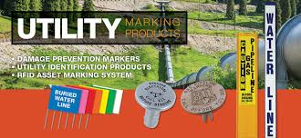 utility marking products