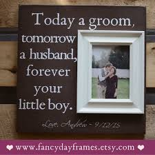 wedding gift for groom this beautiful of the groom wedding frame is