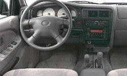2003 Toyota Tacoma Interior 2003 Toyota Tacoma Mpg Real World Fuel Economy Data At Truedelta