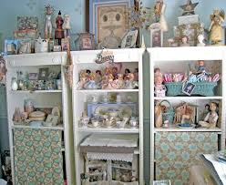 Shabby Chic Craft Room this is my dream doll sewing room i u0027m collecting things for it