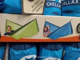chillax double travel hammock