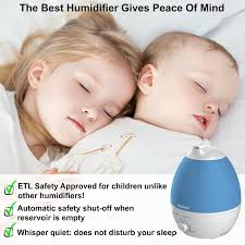 Best Humidifier For Kids Room by Amazon Com Cool Mist Humidifier 2 8l Ultrasonic Humidifiers For