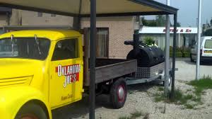 barkas framo pick up horizon bbq trailer ninove belgium