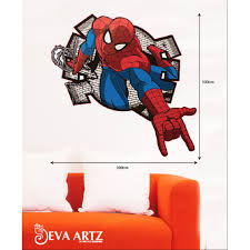 devaartz s items for sale on carousell spiderman wall decal