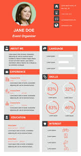 Best Infographic Resumes by 46 Best Infographic Resume Ideas Images On Pinterest Resume