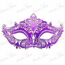cheap masquerade masks purple masquerade mask ebay