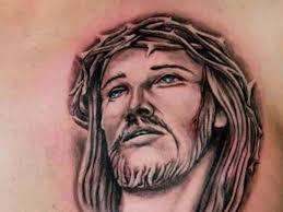 28 saintly jesus tattoos for 2013