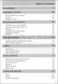 2012 ford escape hybrid owner u0027s manual original