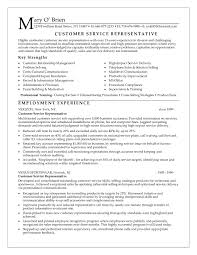building service manager resume cover letter for customer service