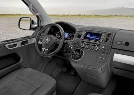volkswagen california price 2010 vw transporter caravelle multivan and california facelift