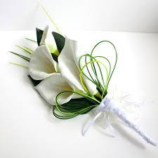 calla lilies bouquet clearance bridal bouquet silk bouquet faux bouquet