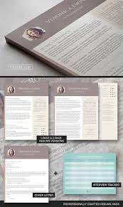 Creative Resume Templates For Mac 21 Stunning Creative Resume Templates