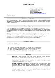 Freelancer Resume Expert Seo Gajendra Singh Rajput Cv