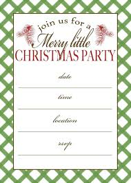 christmas party invitation templates free word temasistemi net