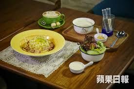 r馮lette cuisine 飲食籽 家品café二合一懷舊桌椅坐啱即買 即時新聞 果籽 20150909