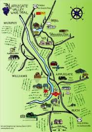 applegate valley oregon s rugged wine region wine and pacific