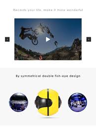 elephone rexso 720 degree panoramic camera for android phone
