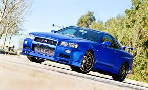 Nissan Gtr R34 - nissan skyline gtr r34 hd wallpaper
