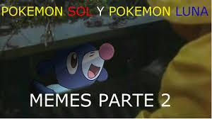 Memes De Pokemon En Espaã Ol - memes e imagenes de pokemon sol y luna parte 2 youtube