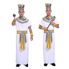 Egyptian Pharaoh Halloween Costume Cheap Egyptian Costume Pharaoh Aliexpress